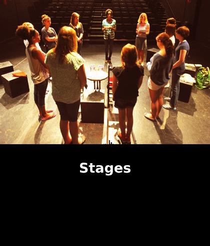 Stages Paris